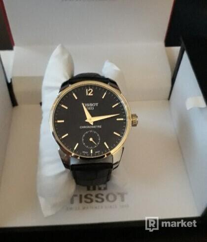 TISSOT T-COMPLICATION MECHANICAL COSC - nové luxusné hodinky