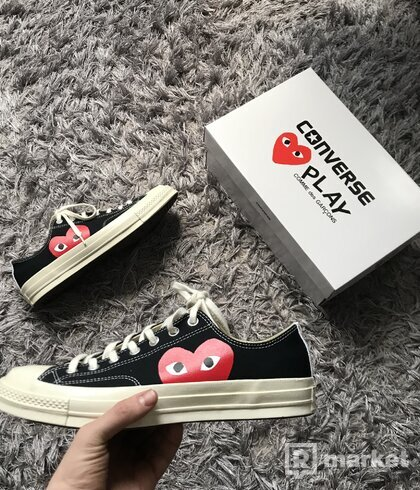 Converse x CDG low US11