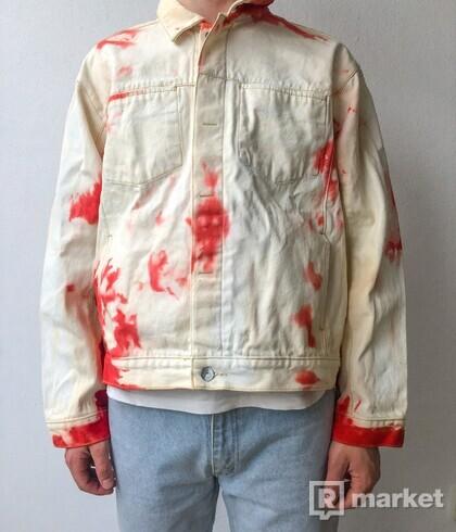 Custom denim jacket - Boxy fit