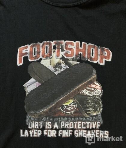 Footshop Cleaning tričko