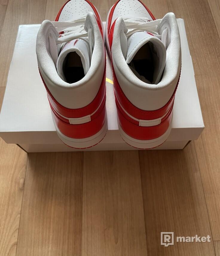 Air Jordan 1 Mid - syracuse (w) 39