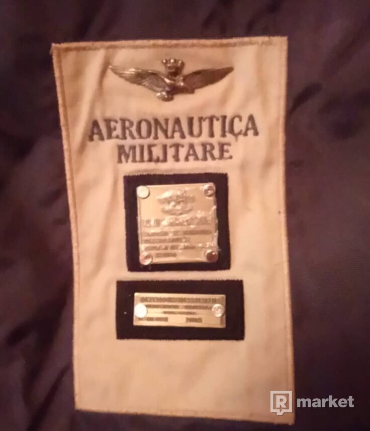 Aeronautica Militare bunda