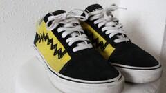 Vans x Peanuts Old Skool 'Charlie Brown'