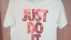NIKE-JUST DO IT TEE