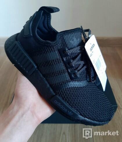 Adidas NMD_R1 Black, NMD 1