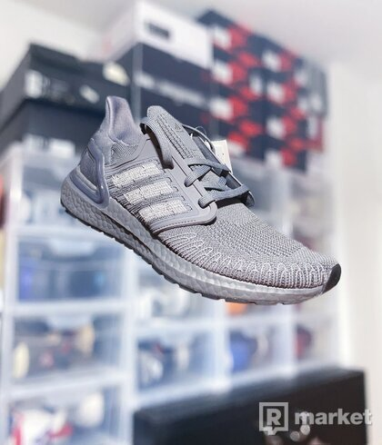"adidas Ultraboost 20 ""Grey"""