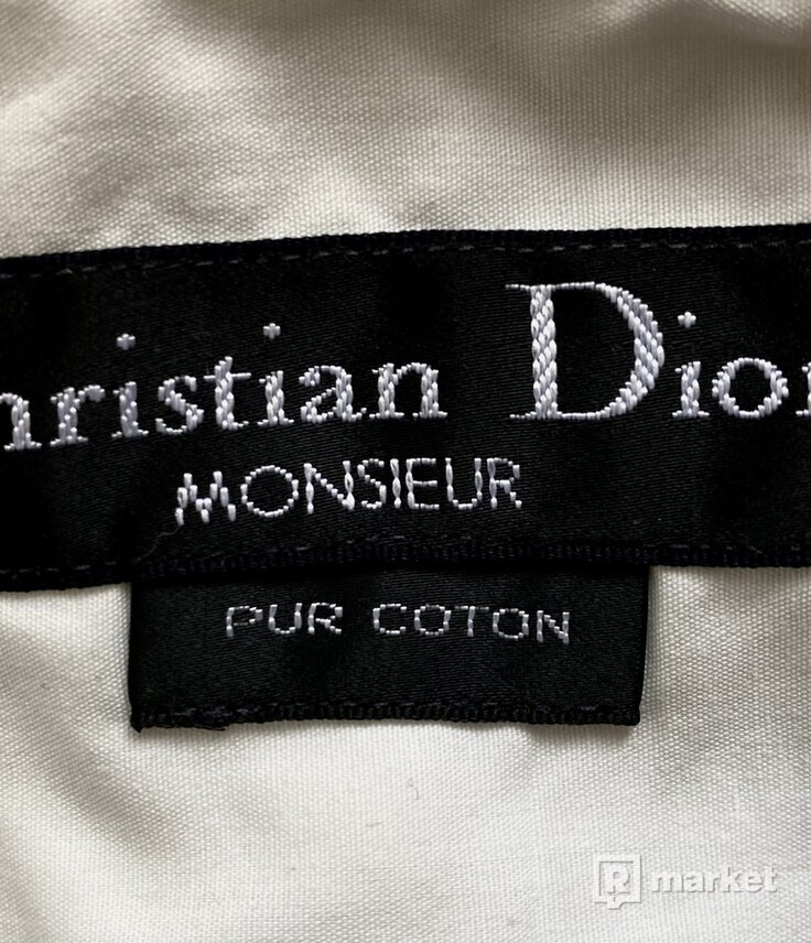 Dior košeľa