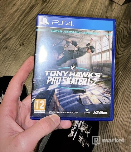 Tony Hawk's 1+2 PS4