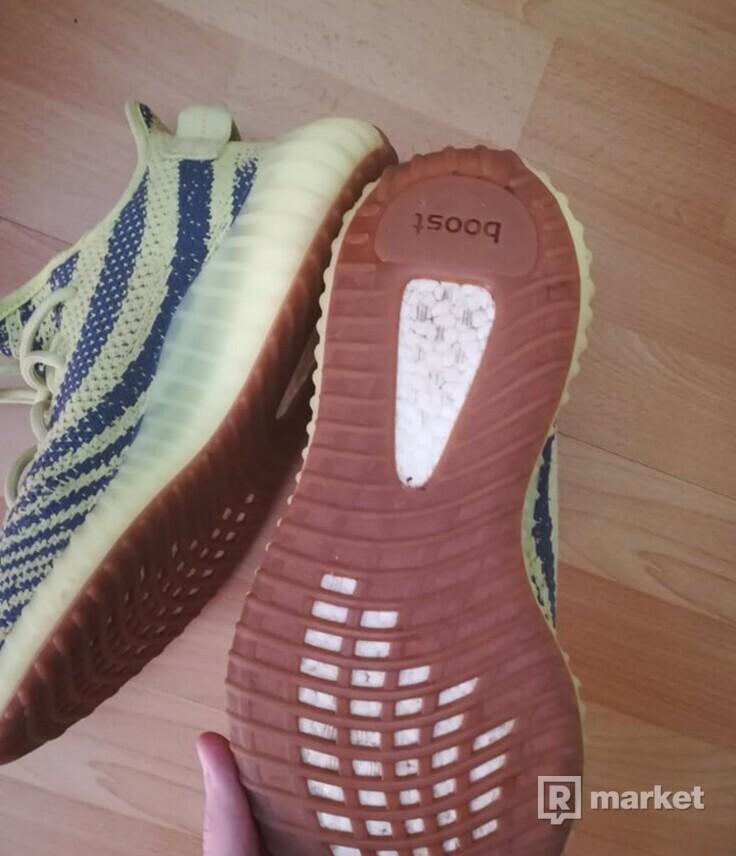"adidas yeezy boost 350 V2 ""semi frozen"" !! NECHÁM LACNO !!"