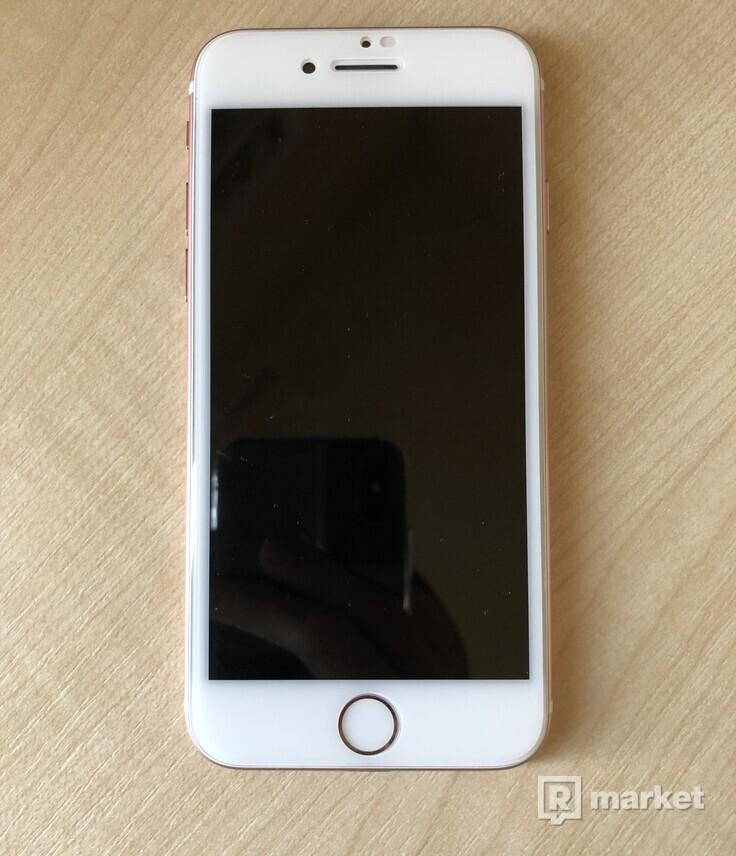 iPhone 7 128GB Rose Gold TOP stav