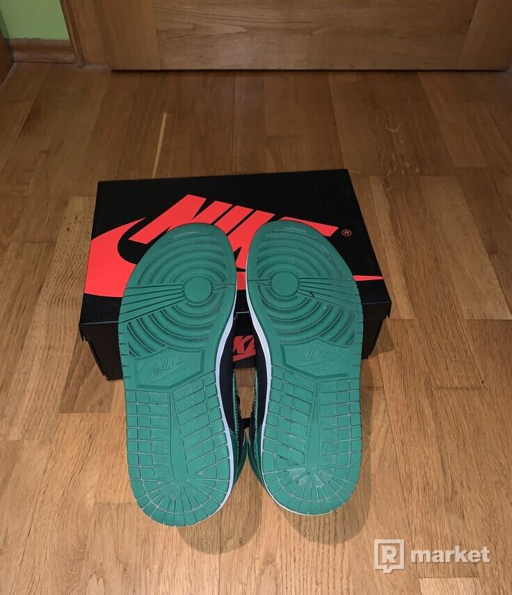 Air Jordan 1 Pine Green 2.0