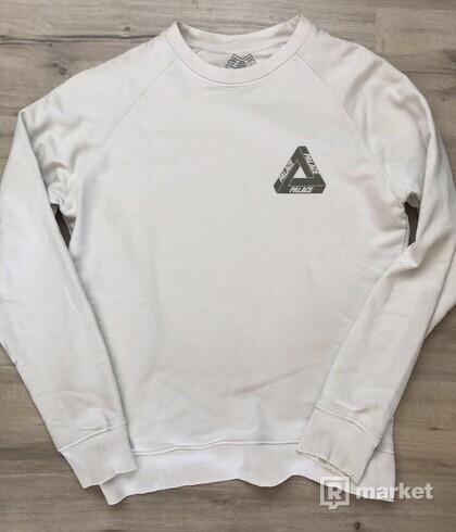 Palace triferg hoodie reflective
