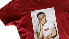 Supreme Morrissey photo tee