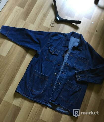 Denim Chore coat