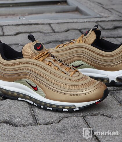 "Air Max 97 QS ""Metallic Gold"" - vel. 42.5"
