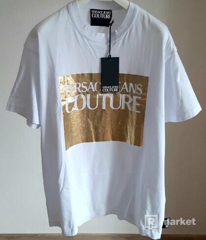 bílé tričko Versace, 1290 Kč