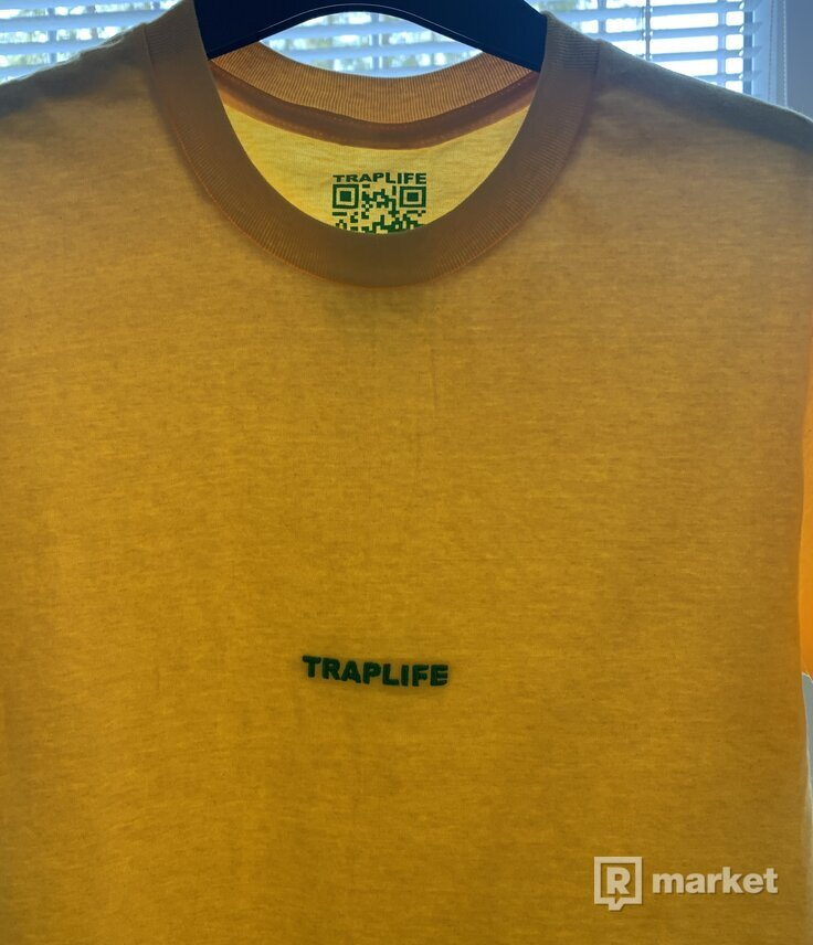 Traplife tee DS