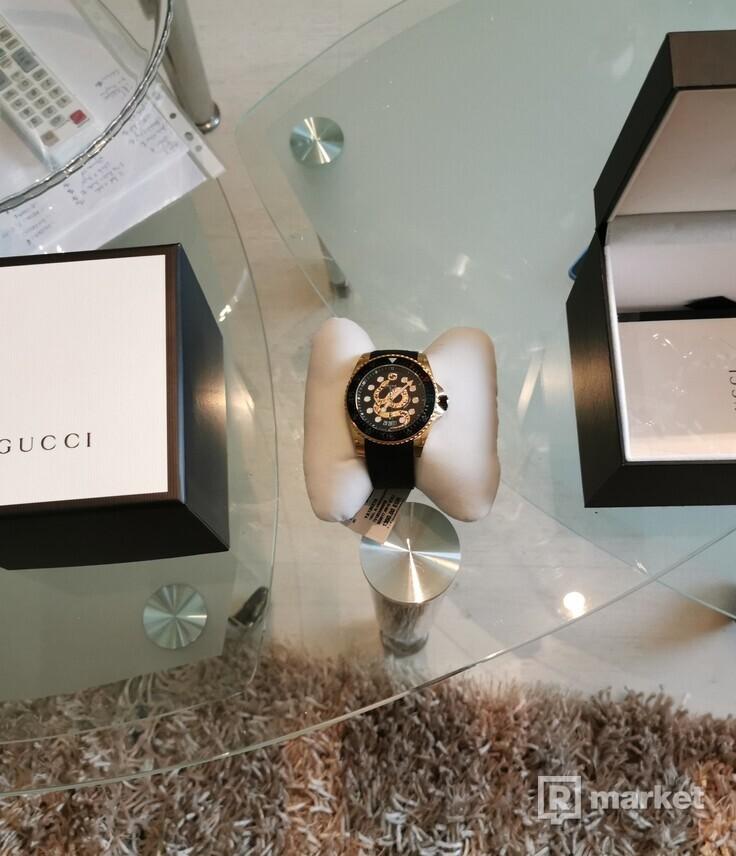 Hodinky Gucci Dive
