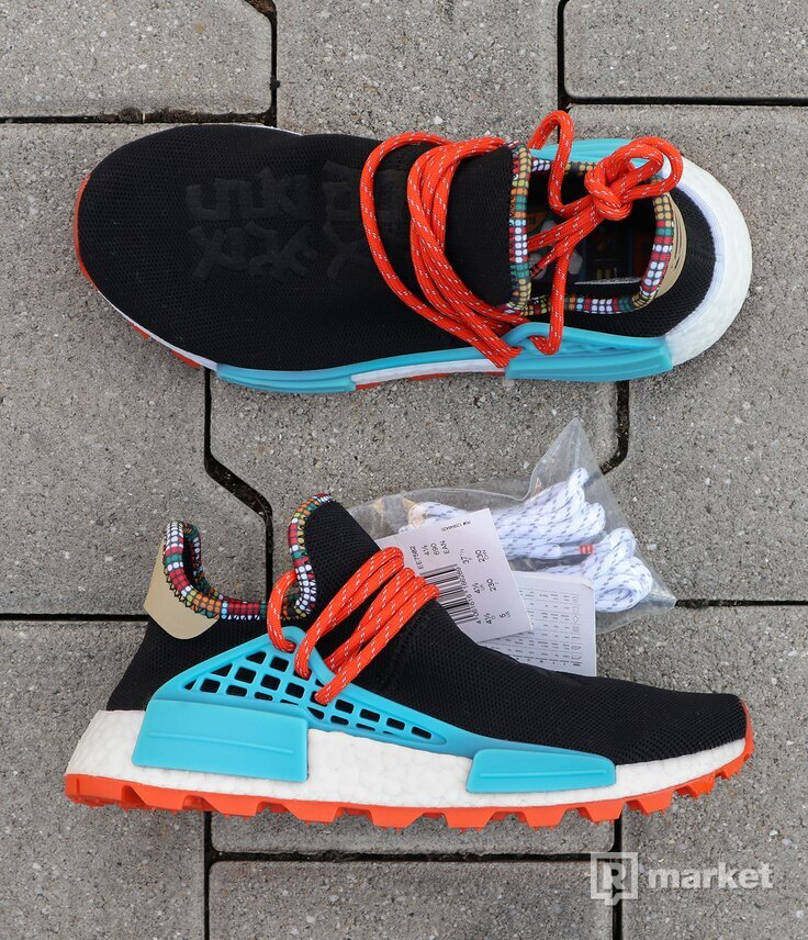 HU NMD Inspiration Pack (Human Race) - 37 1/3