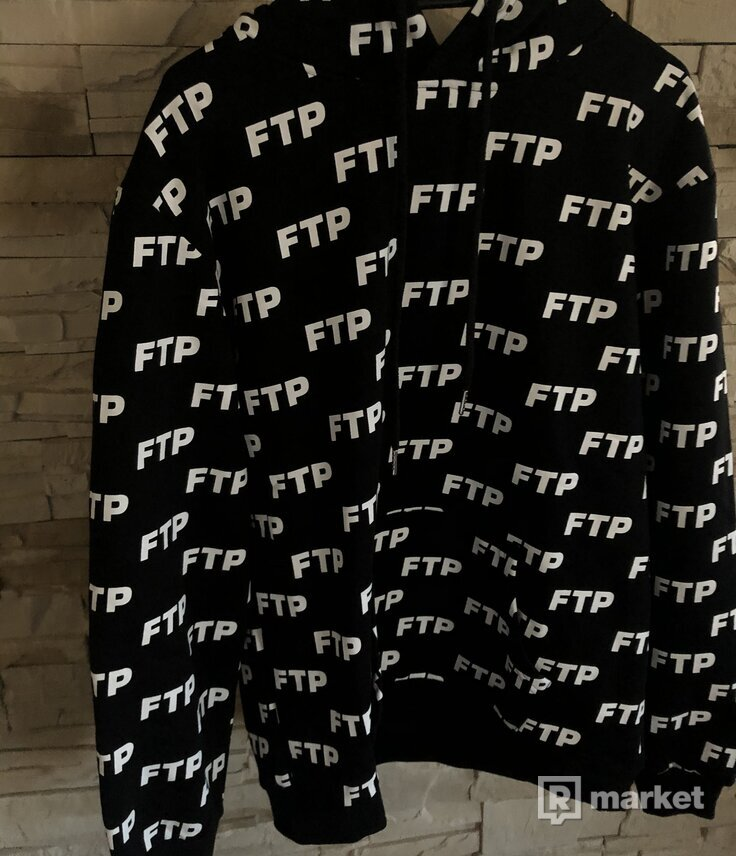 FTP All Over Hoodie