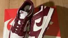 Nike Dunk Low Bordeaux (W) 39