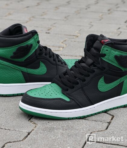 "Nike Air Jordan 1 Retro High OG ""Pine Green"" - vel. 43"