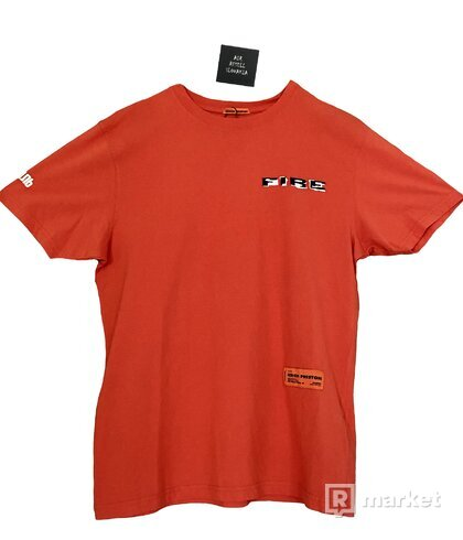 Heron Preston Fire Tee