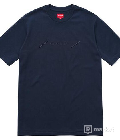 Supreme Tonal Embroidery Top