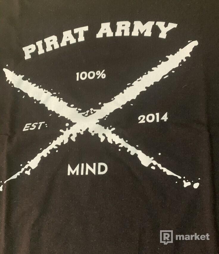Pirát Army Tričko