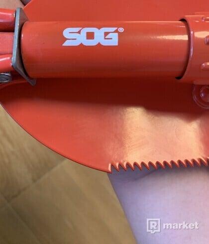 Supreme SOG lopata