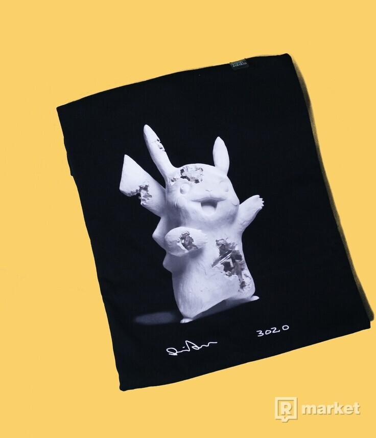 Uniqlo x Daniel Arsham Pokemon Pikachu