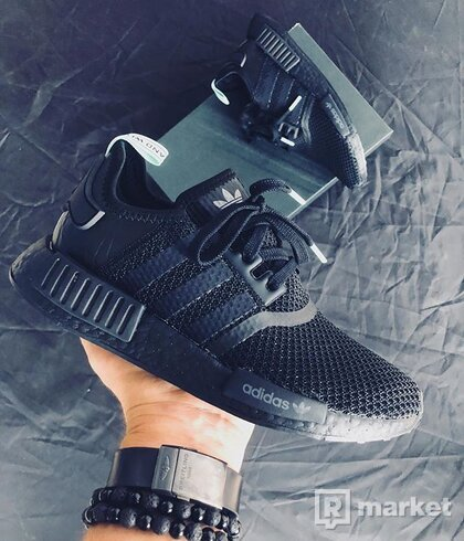 adidas Originals NMD R1 2018 Black/mint