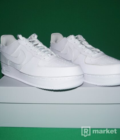 AIR FORCE 1 COSMIC CLAY WHITE/WHITE AF1