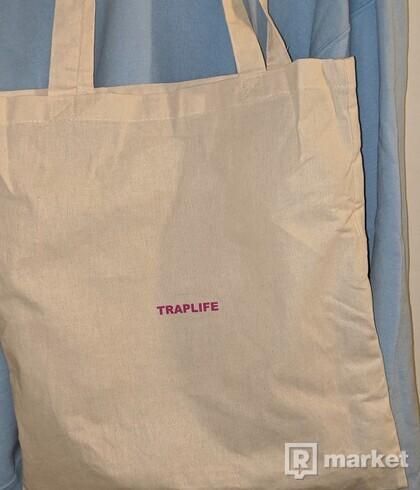 Traplife nákupná taška