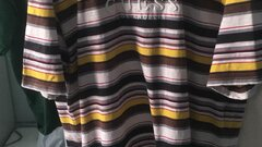 Guess stripe tee