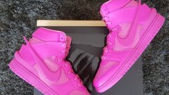 Dunk High Ambush Active Fuchsia