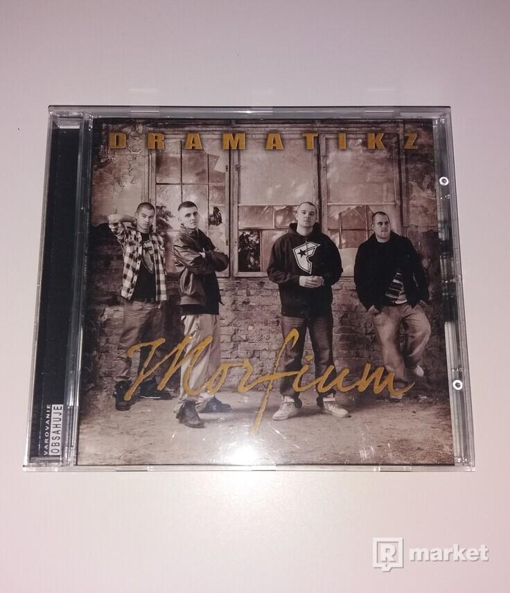 CD Dramatikz - Morfium