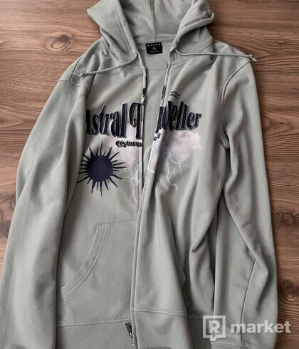 CFM zip up hoodie