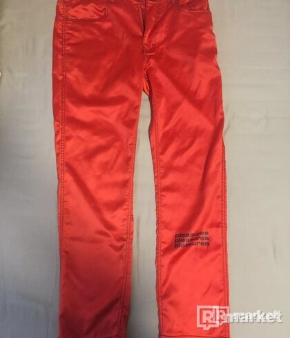Pleasures pants/trade/50allin