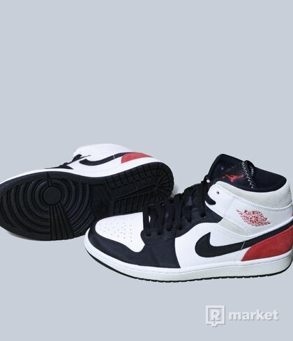 Air Jordan 1 mid Union