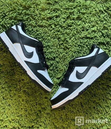 Dunk Low Black White GS