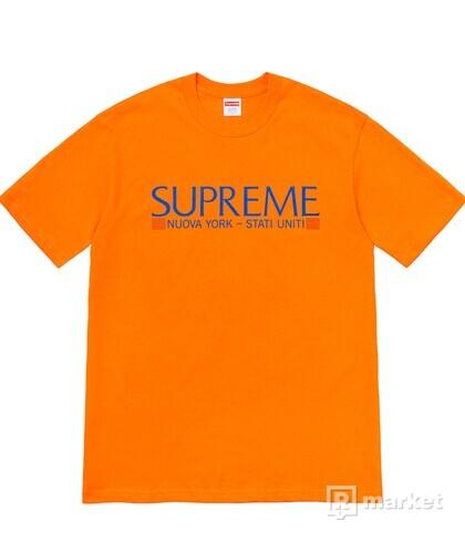 Supreme Nuova York Tee