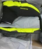 Balenciaga speed trainer black neon yellow