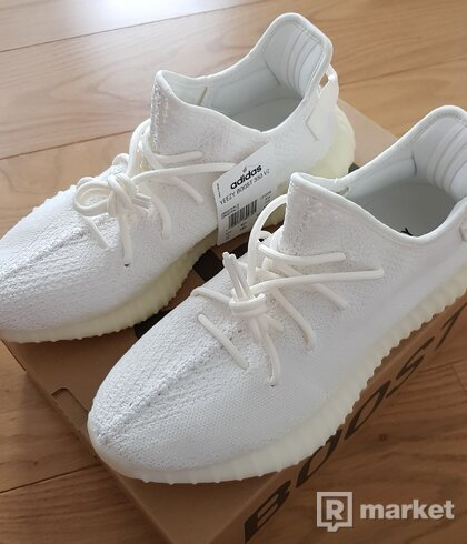 Adidas Yeezy triple white STEAL