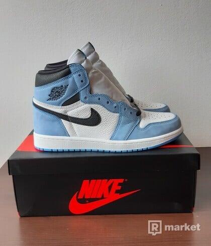 Jordan 1 high universary blue