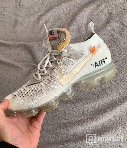"Nike Air Vapormax FK ""Off White"""