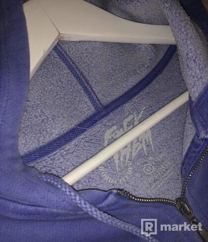 Dalyb merch zip hoodie