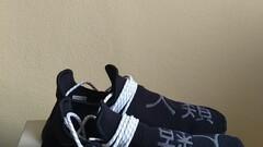 Adidas Hu NMD Black