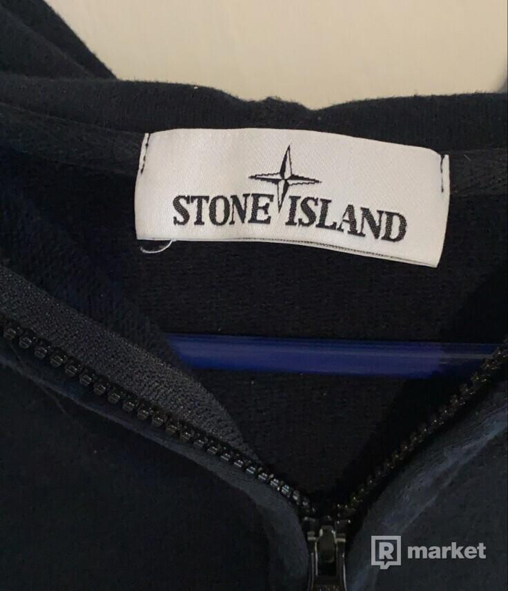 Stone Island Zip UP hoodie