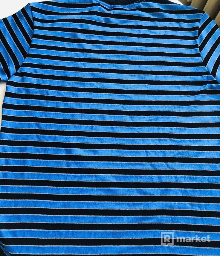 Guess x Places+Faces Reflective Tee - Blue
